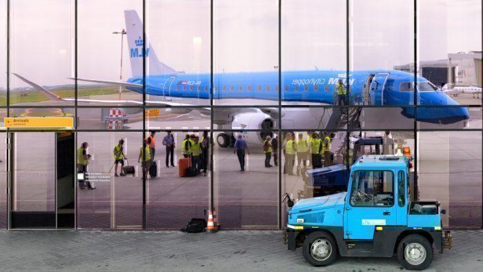 KLM E 190