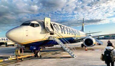 Malta Air, Ryanair, London Stansted