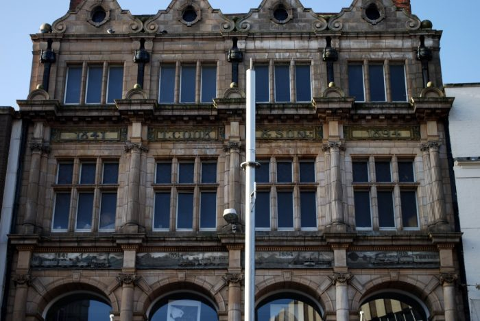 Thomas Cook Building Leicester