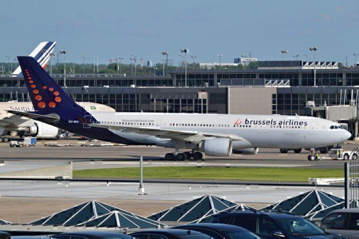 An Airbus A330-223