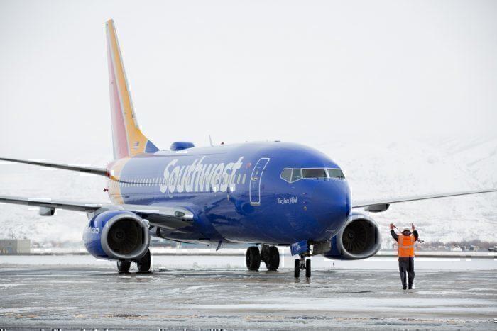 Como as companhias aéreas se preparam para o inverno?