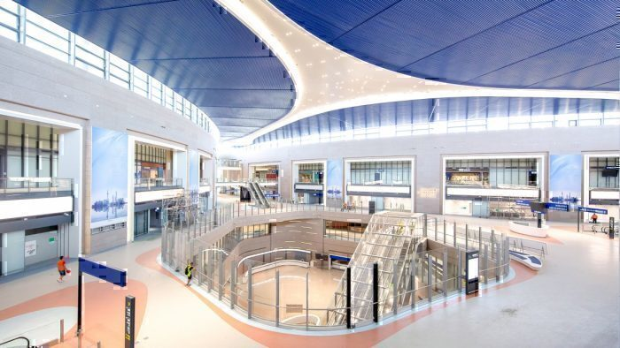 Shanghai's Pudong Airport Eyes Huge Expansion