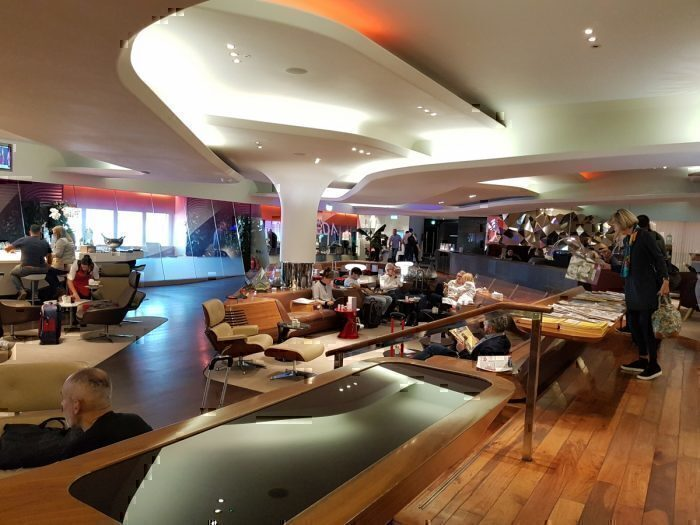 Virgin Clubhouse Review LHR