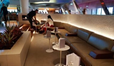 Virgin LHR Clubhouse