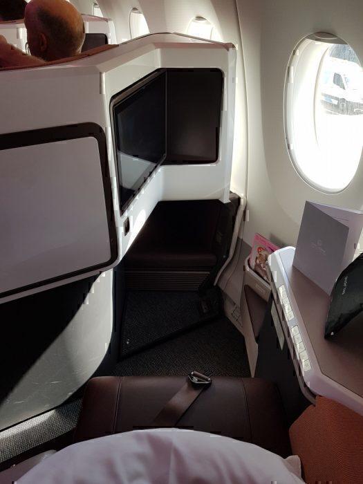 Virgin Atlantic A350 seat review