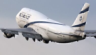El Al last transatlantic 747