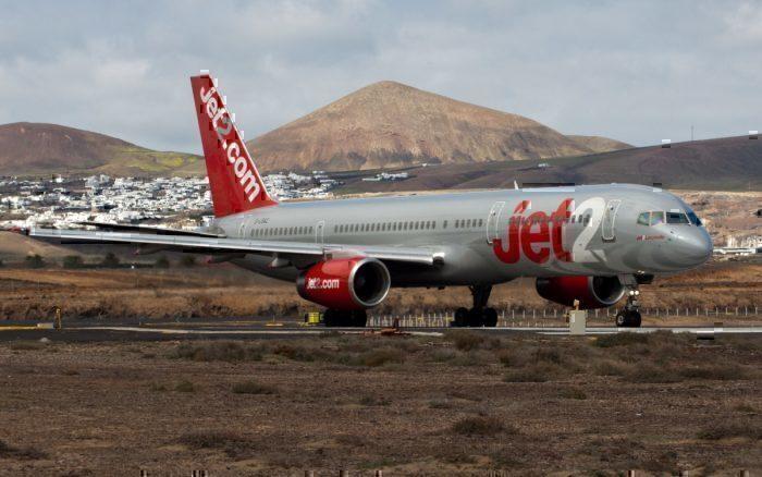 A Jet2 Boeing 757
