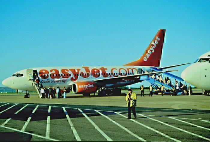 EasyJet Boeing 737-73V