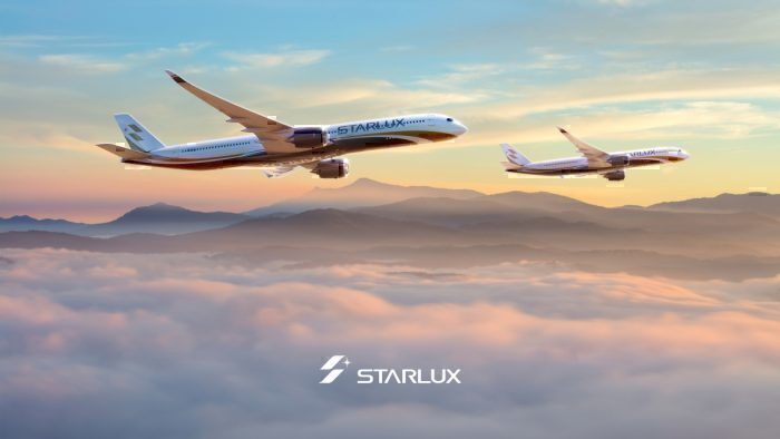 Starlux Airlines, Airbus A321neo, January Launch