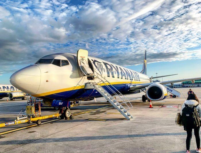 Ryanair, Return to service, health measures