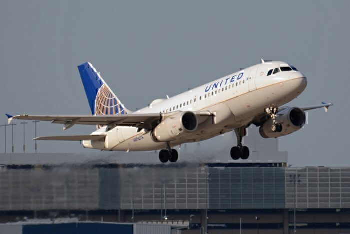 United Airlines, Los Angeles, 15 Minute Flight