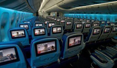 Delta IFE screens