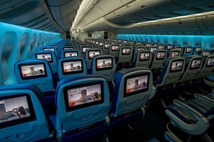 Delta IFE screens