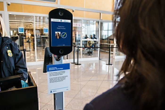 Biometric Boarding Takes Off At Dallas Fort Worth - Simple