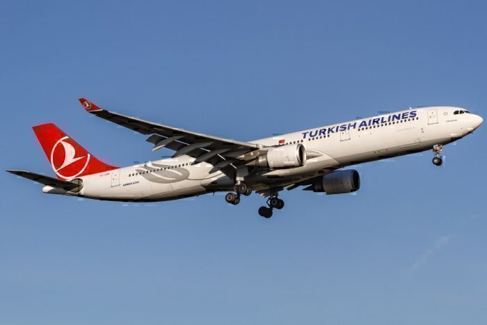 A Turkish Airlines A330