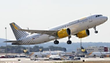 Vueling A320neo