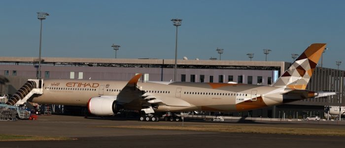 Etihad A350-1000