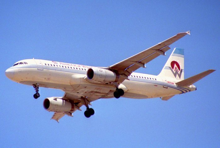 America West Airlines Airbus A320-231; N625AW