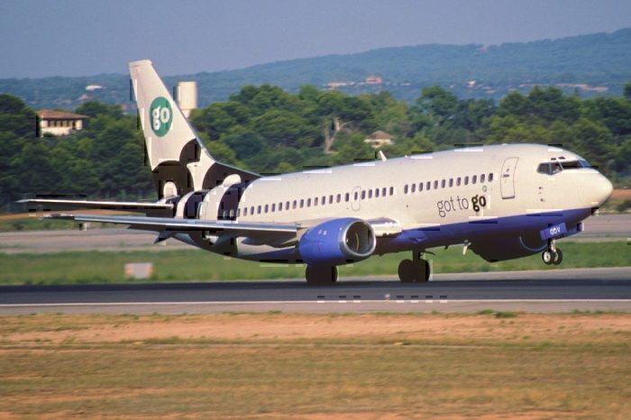 What Happened To Low-Cost Airline GO's Fleet?