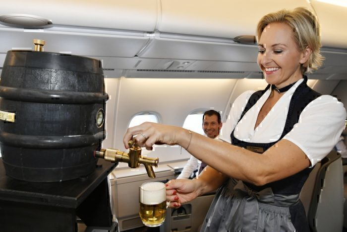 Lufthansa, Airbus A380, Oktoberfest