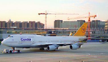 A Condor Boeing 747