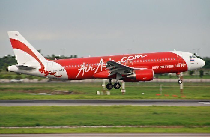 Thai AirAsia Airbus A320 Returns To Male With Engine
