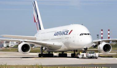 Air France fare inrcease