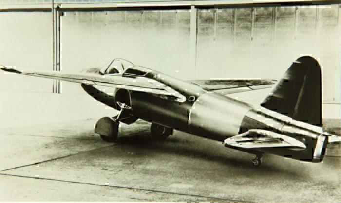 Heinkel, He 178