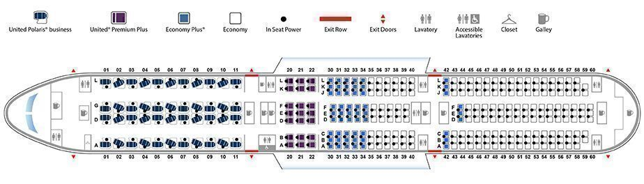 United Airlines Is Now Selling Premium Economy On Domestic 787 Flights