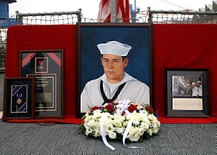 US NAVY sailor Robert Stethem
