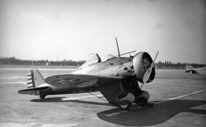 Boeing P26