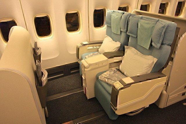 Korean Air First Class