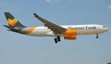 Thomas Cook Airlines, OY-VKF, Airbus A330-243