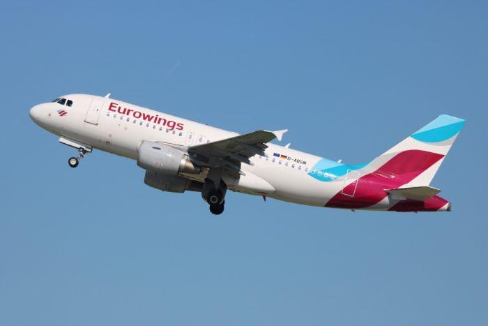 Airbus A319 - Eurowings