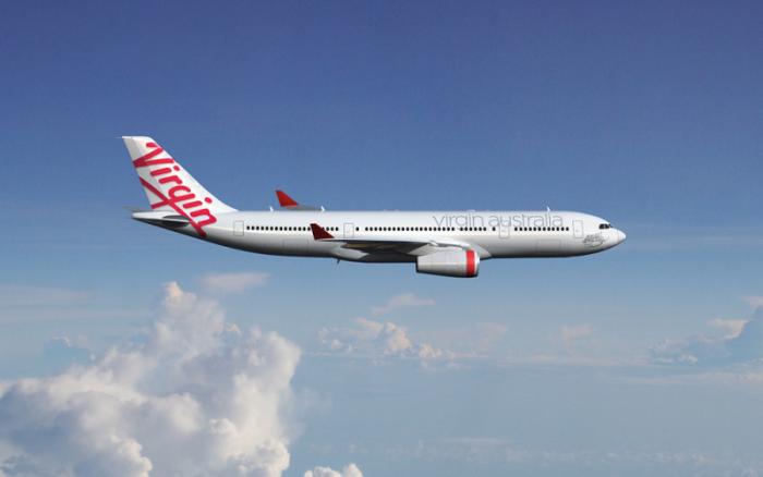 Vigin Australia A330-200