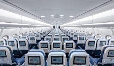 A330-900neo-Hi Fly-MSN1929-Economy-2