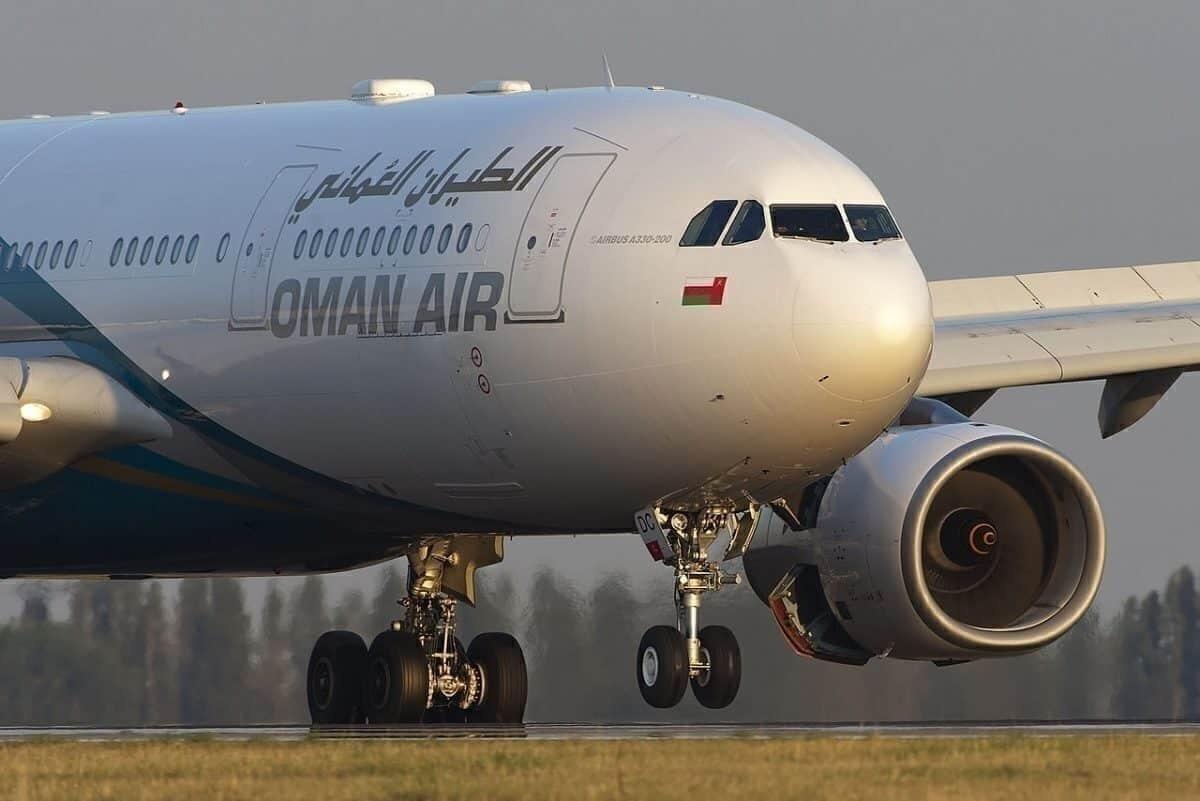Oman Air A330