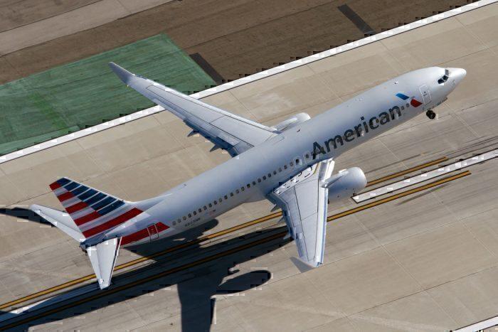 AA 737