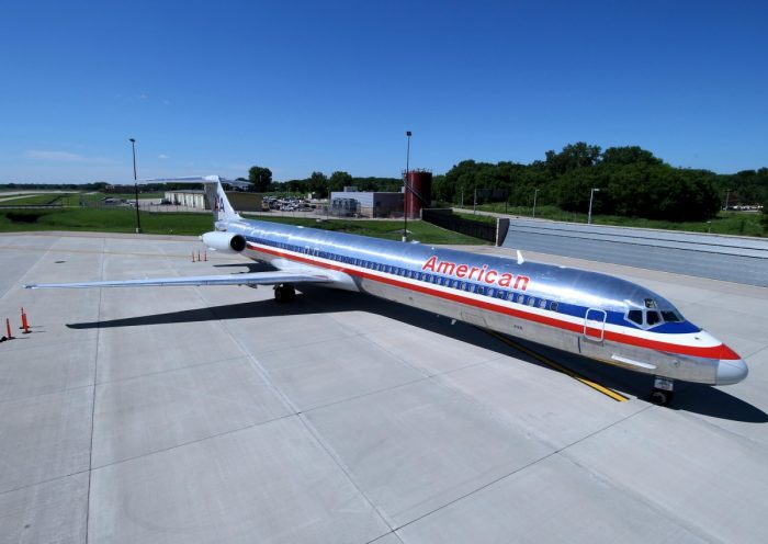 The Story Of American's MD-80's And The Future Of The