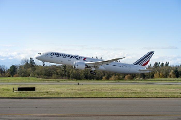 Air France, KLM, Airbus A350