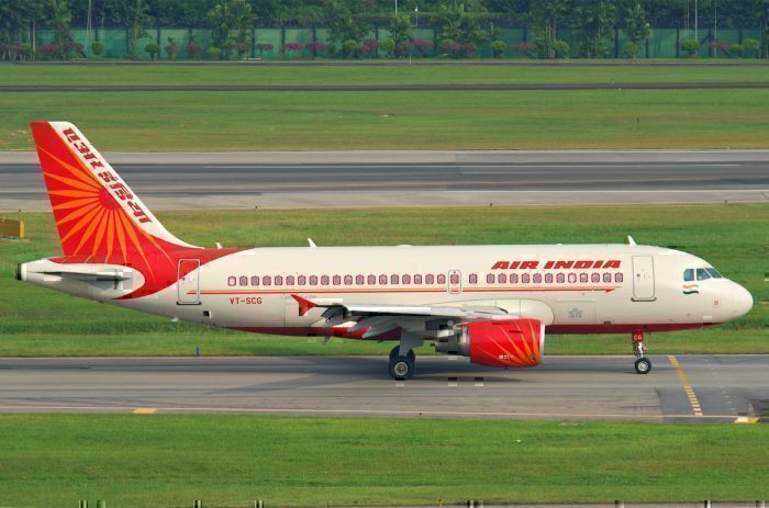 Air India A319