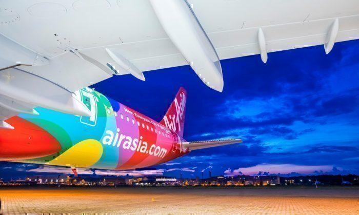 AirAsia A321neo livery