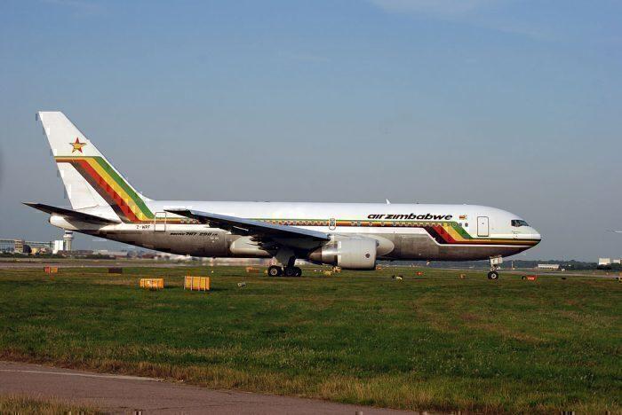 Air Zimbabwe B767