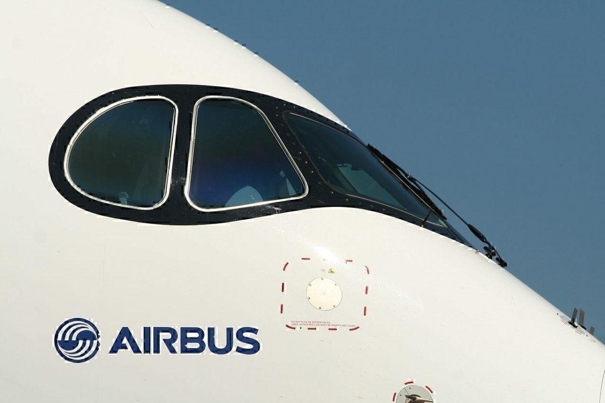 A350 cockpit
