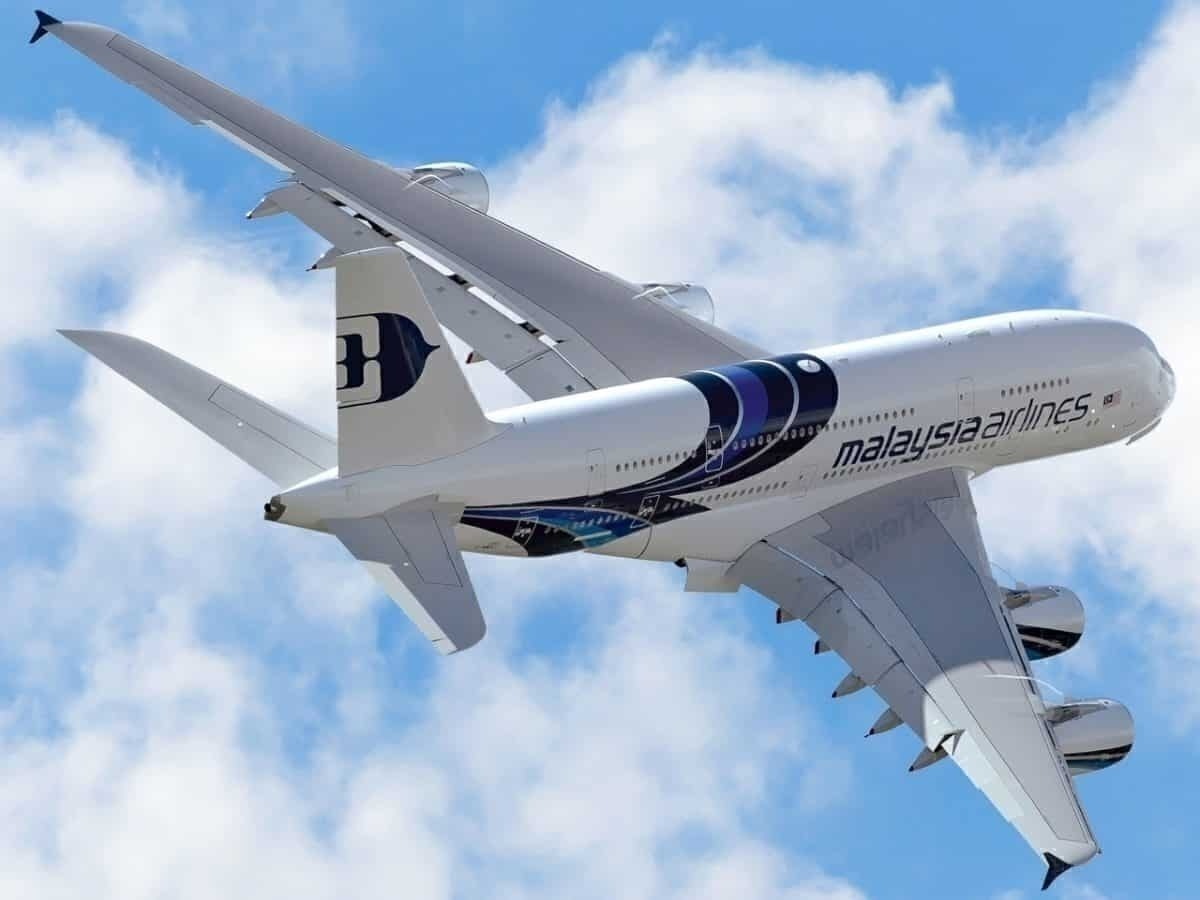 Malaysia Airlines A380s