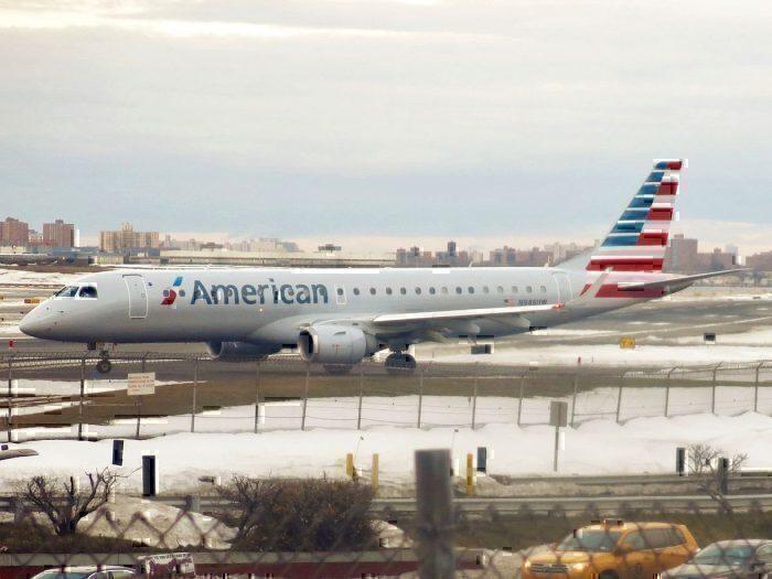 American Embraer E190