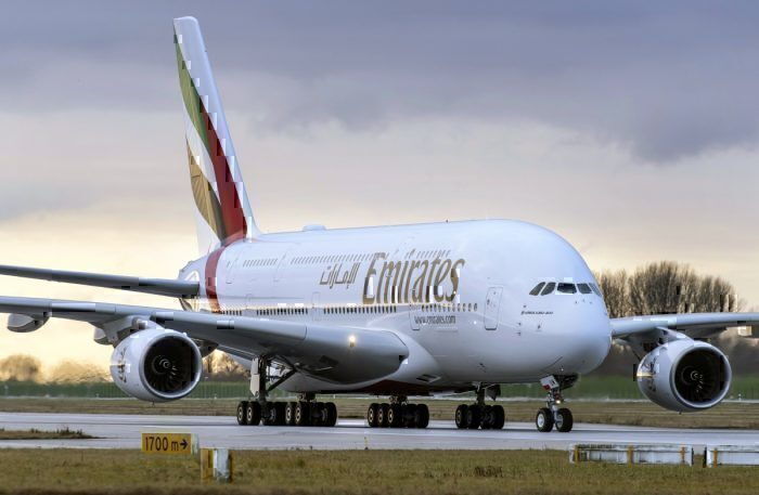 Emirates To Launch Premium Economy On The Airbus A380 In December 2020