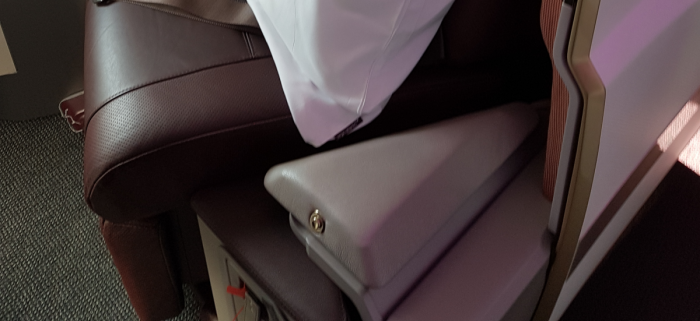 Virgin Atlantic A350 Upper Class seat review