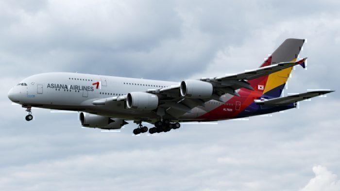 Asiana Airlines Airbus A380 Routes