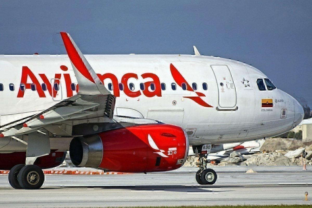 Avianca A319